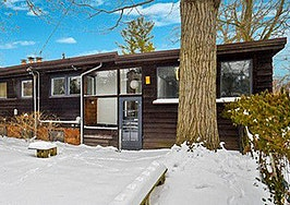A cottage built by Frank Lloyd Wright can be yours for $600K