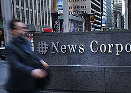 News Corp beats consensus, reports quarterly revenue growth of 21%