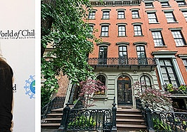 2 townhouses Mary-Kate Olsen once owned hit market for $16M