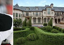Hockey player Ilya Kovalchuk's 'castle' hits the market for $18M