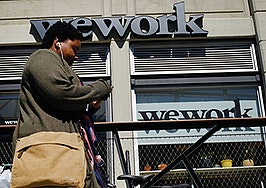 WeWork parent company sets up $2.9B property investment fund