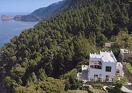 Michael Douglas appears in epic listing video for his Spanish home