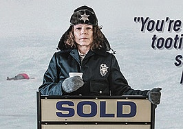 Realtor recreates iconic 1990s movies in series of new ads