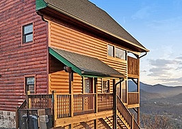Smokey Mountains named the best spot to buy vacation rentals