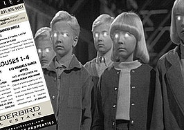 California 'flyer bandit' is stealing open house brochures for a prize