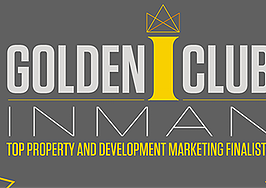 Inman Golden I Club finalists: Sales and marketing categories