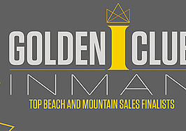 Inman Golden I Club finalists: Mountain and beach sales categories