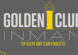Inman Golden I Club finalists: Agent and team categories