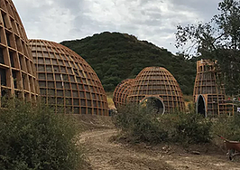 Kanye West's 'Star Wars'-inspired domes have been torn down