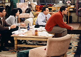 Here's what the iconic 'Friends' apartment would have looked like through the decades