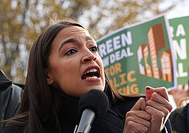 New public housing bill puts meat on Green New Deal