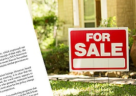 Assist-2-Sell slams 'hubris' of pocket listing bans, predicts regulatory trouble