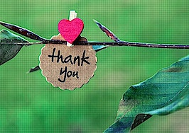 How to write the perfect thank-you note