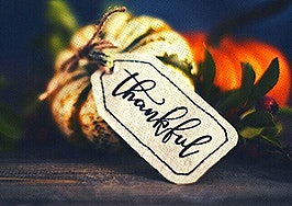 10 ways to show clients gratitude this Thanksgiving