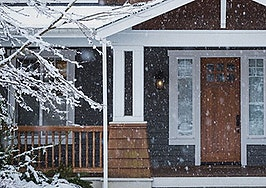 Winterizing a home before it hits the market? Read this first