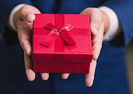 What are you gifting clients this holiday season?