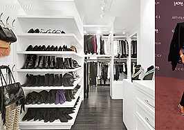 Jimmy Choo co-founder sells condo with massive shoe closet for $18.8M
