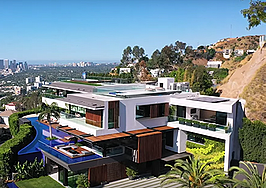 Enormous home in Hollywood Hills sells for $35.5M