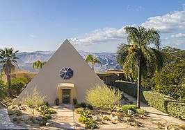 A 3-bedroom pyramid just hit the market in Malibu