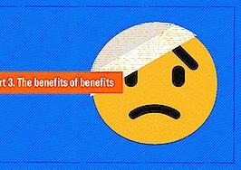 The biggest benefit of agent healthcare benefits? Happiness
