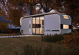 $19K pre-fab home includes artificial intelligence technology