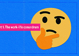 The work-life conundrum