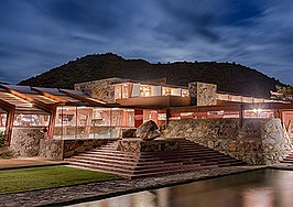Frank Lloyd Wright's school of architecture closing after 88 years