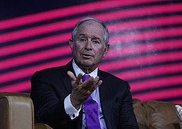 WATCH: Blackstone CEO predicts increasing demand for urban real estate