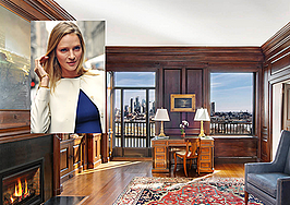 For $9.75M, you could be Uma Thurman's neighbor