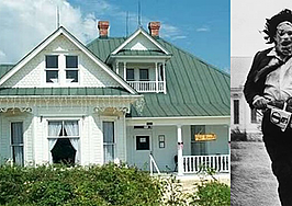 The original 'Texas Chainsaw Massacre' house is taking in visitors