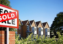 Rising home prices may be crimping demand for purchase mortgages