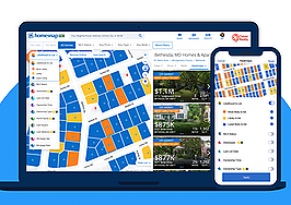 Which real estate app just surpassed all others?