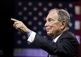 Michael Bloomberg pitches plan to combine Freddie Mac, Fannie Mae