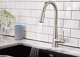 Smart-home tech for agents: Moen goes with the Flo
