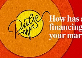 Pulse: How alternative financing is really affecting markets
