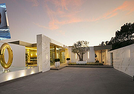 Nile Niami finds buyer for $50M Beverly Hills spec mansion