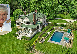Glenn Close sells New York farmhouse for $2.75M