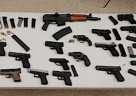 200 guests, 20 guns and a rap video: Raid at Airbnb leads to 4 arrests