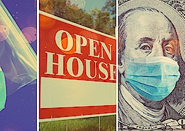 Open houses took hit from coronavirus over the weekend
