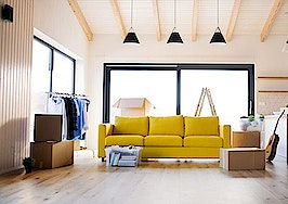 Quarter of homebuyers are moving — and moving sooner than expected