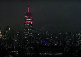 The Empire State Building's new siren display is freaking people out