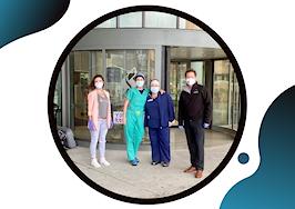 NJ brokerage honors coronavirus nurse with a special giveaway