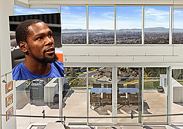 NBA star Kevin Durant's former Bay Area home lists for $6M