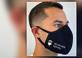 RE/MAX Integra providing branded masks to its brokerages