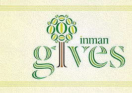 Inman Gives: The power of community at work