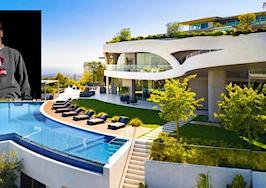Chart-topping rapper Travis Scott buys $23.5M hilltop LA estate