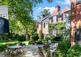 Under Armour founder unloads Federalist-style DC home for $17.2M