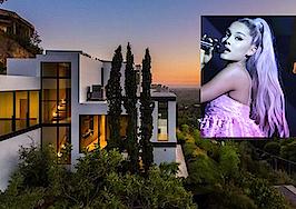 Ariana Grande buys $13.7M mansion above LA's Sunset Strip