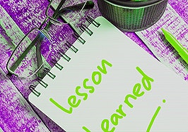 5 years, 5 lessons: What I've learned in real estate thus far