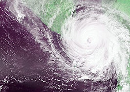 What real estate and hurricanes have in common